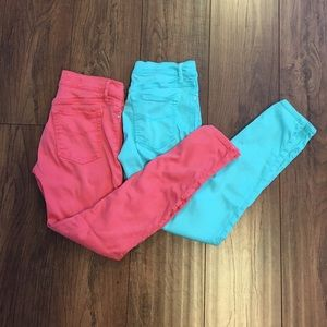 Pants - Listing for turquoise/blue pants
